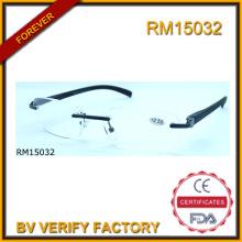 RM15032 Alta calidad nuevo diseño lectura gafas sin marco