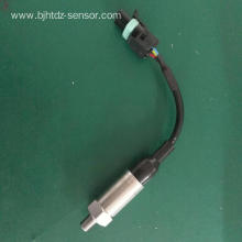 Mini IP67 5vdc output car connector pressure transmitter