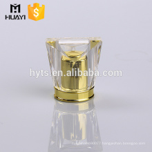 crystal clear surlyn cap for perfume bottles