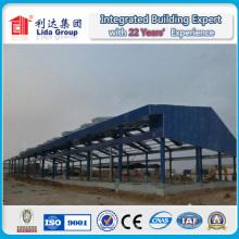 Almacén de estructura de acero de alta calidad y precio más bajo