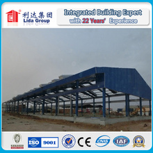 Armazém de estrutura de aço de alta qualidade e menor preço