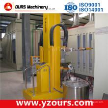 Automatische / manuelle Lackieren / Pulver-Beschichtungsanlage