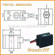 DC 12V Encapsulated Automobile Valve Coil
