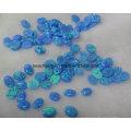 Azul ópalo creado para joyería