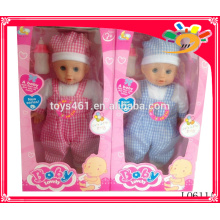 "Lovely 14"" baby doll,lovely girl baby doll,boy baby doll"