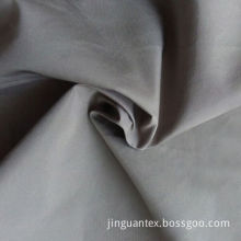 soft polyester nylon blending fabric stock fabric,used for jacket garment