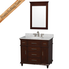 Fed-1527 Wooden Bathroom Cabinet Classic Bathroom Vanity