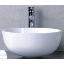 Wholesale Price Bathroom Modern Vanity Stone Wash Basin (BS-8301)