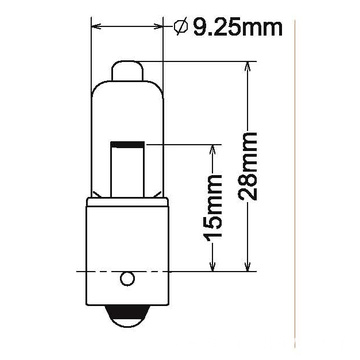 Mini-Halogen-Lampen / A101