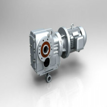 K Series Helical Bevel Reduction Gear Drive Gearbox