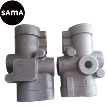 Grey Iron, Gray/Ductile Iron Sand Casting for Pump Part