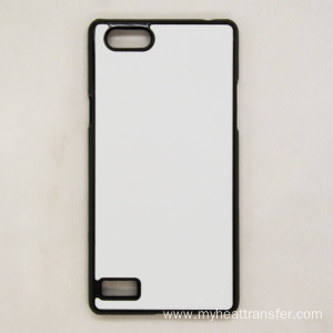 Custom OPPO heat transfer blank cell phone covers