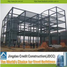 New Modern Steel Structure Building