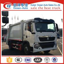 Howo 12cbm intelligent distributeur d'asphalte camion / main-service de route