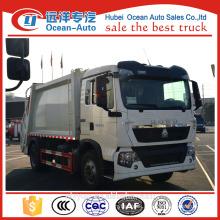 howo 12cbm intelligent asphalt distributor truck / road maintance truck