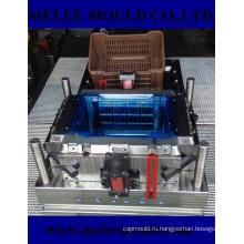 Фабрика Китая для Пластиковые складные ящики Прессформа