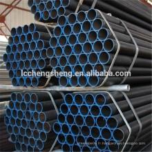 API 5L / A53 Gr.B tube sans soudure dans l'utilisation d'huile de Chengsheng Steel