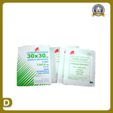 Medical Supplies of Sterile Gauze