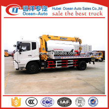 Factory supply heavy duty rotator wrecker towing truck for sale