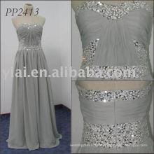 2011 frete grátis de alta qualidade elgant último vestido de festa 2011 PP2413