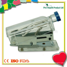 Promotional Pill Bottle Shaped Plastic Small Medical Stapler