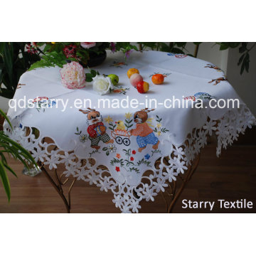 Embroidery Table Cloth Fh137