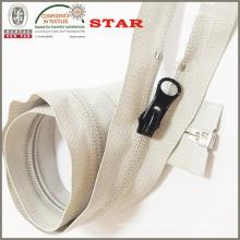 Open End Reversed Nylon Zipper