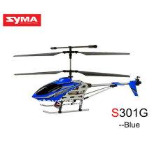 SYMA S301G hélicoptère métallique jouet hélicoptère rc à 3 canaux avec gyroscope, uav