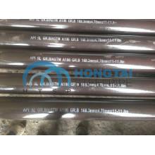 API 5CT Carbon Gehäuse Rohr & Tubing (J55 / K55 N80 / L80 P110 NAHTLOSE ROHR)