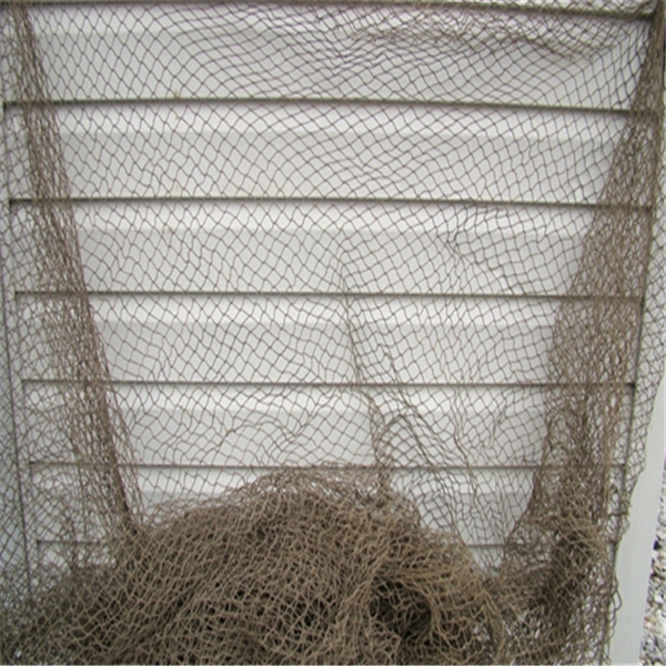 fishing net for fishing cage using