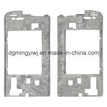 Personalizado Magnésio Die Casting para Moble Telefone Shell com usinagem CNC Made in Guangdong