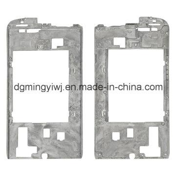 Personalizado de magnesio Die Casting para Moble Teléfono Shell con CNC de mecanizado Hecho en Guangdong