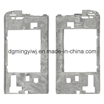Customized Magnesium Die Casting for Moble Phone Shell with CNC Machining Made in Guangdong