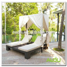 Sofá cama multiuso com espuma com tenda