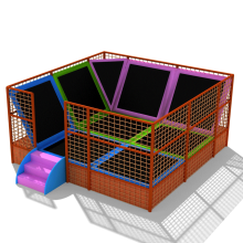 Indoor Trampoline Kids Play