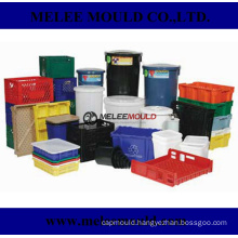 Plastic Crate Container Storage Box Mold