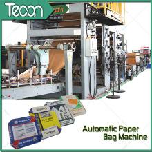 Equipement de production de sacs en papier à soupape de conservation d'énergie