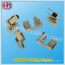 Custom Metal Stamping Piece Electrical Contacts (HS-BC-0039)
