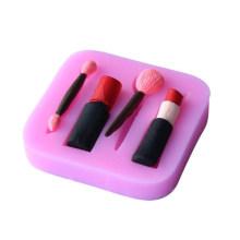 2020 Sugarcraft Mold Cake Decorating Tool Sexy Lady Lipstick Shape Silicone Mould