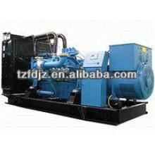 CE,ISO9001:2008 china made 2500kva/2000kw genset engine mtu