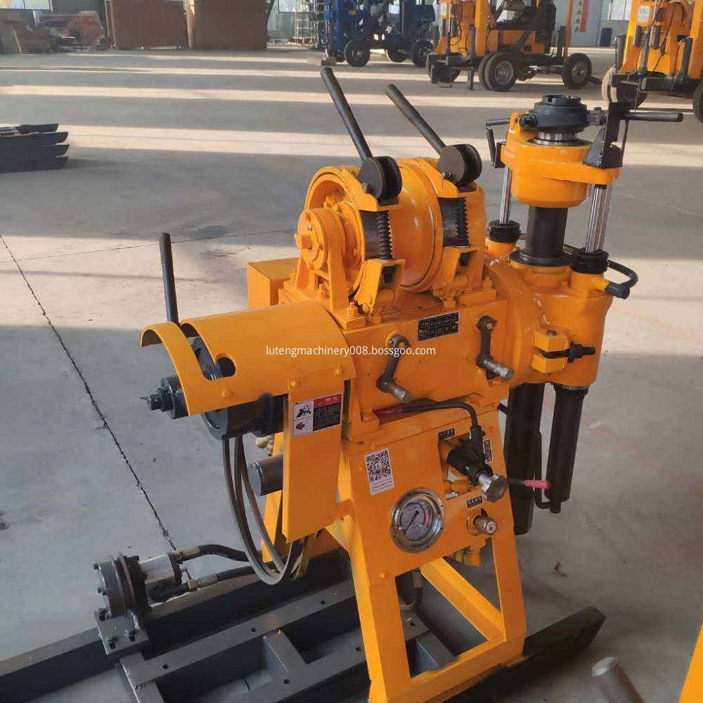 Rotary Drill Rig