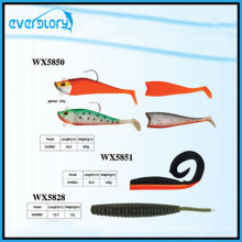 Lead Fish Lure and Soft Lure All Type of Fishing Tackle
