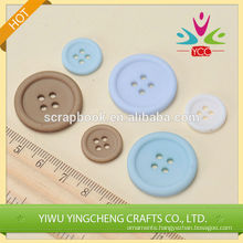 new product colorized garment button plastic snap button