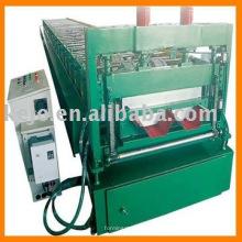 Wellblechherstellungsmaschine