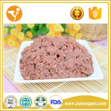 Canine Distributeur Snacks Aliments pour chiens Végétarien et boeuf en conserve