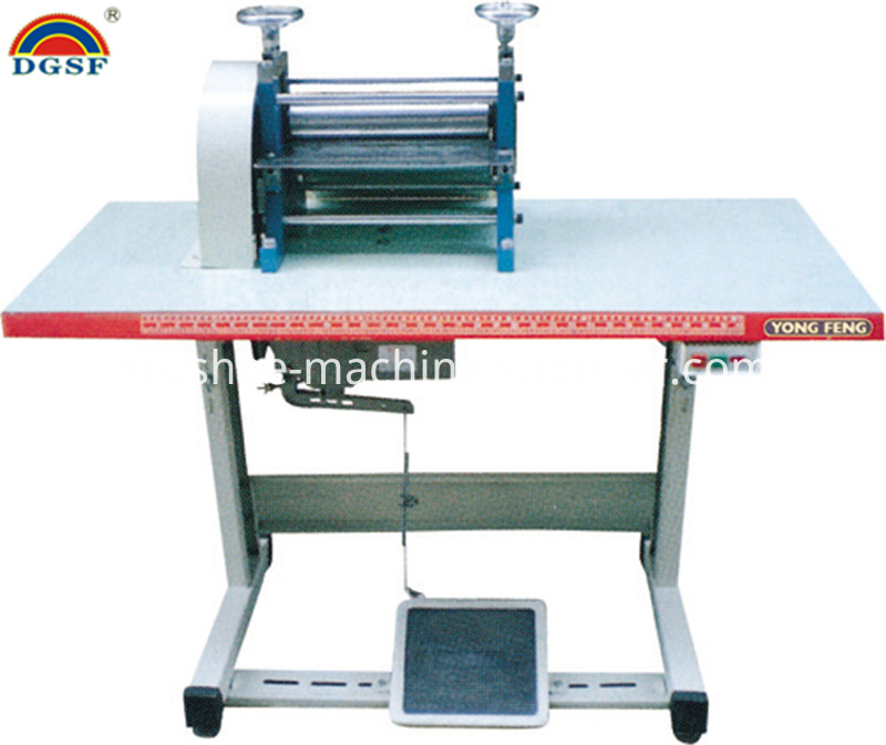 Leather Belt Making Machine