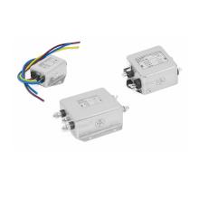 AC EMI RFI Line Filter Circuit