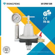 Pompes à graisse d'air haute pression Rongpeng Fr-50