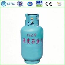 15kg Home Use Portable LPG Gas Cylinder (YSP23.5)