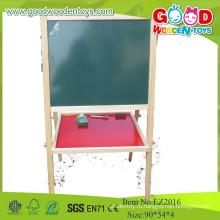 OEM / ODM Написание и обучение Деревянная магнитная доска, деревянная доска для детей